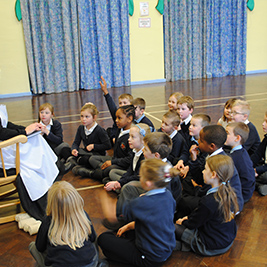 Life at Wadsworth Fields Primary School & Nursery